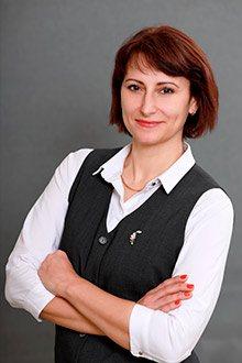 Белашова Юлия Петровна
